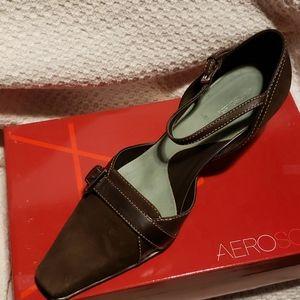 Aerosoles Suede D'Osay Shoes